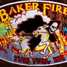 Baker Fire